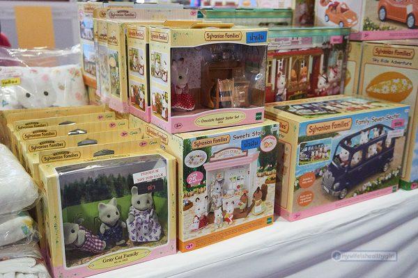 Sylvanian Families Gift Set