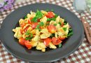 มะเขือเทศผัดไข่ อาหารเช้าเพื่อสุขภาพ