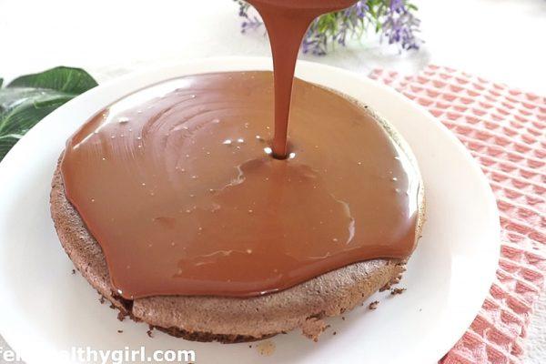 Molten Chocolate Cak